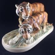 Статуэтки Тигры Европа