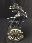 Часы Молния чугунные, тема Балет