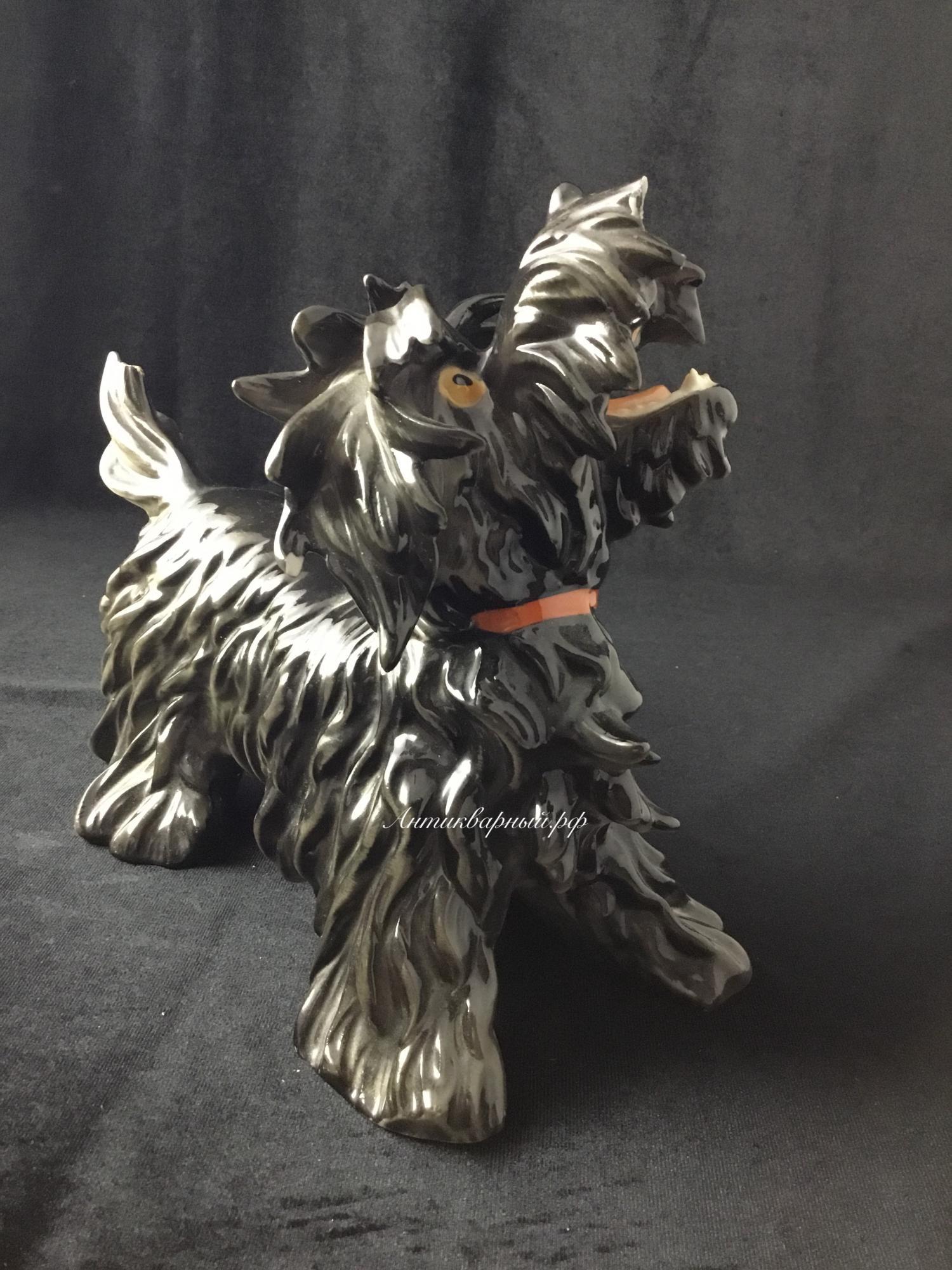 Статуэтка Собака Европа
