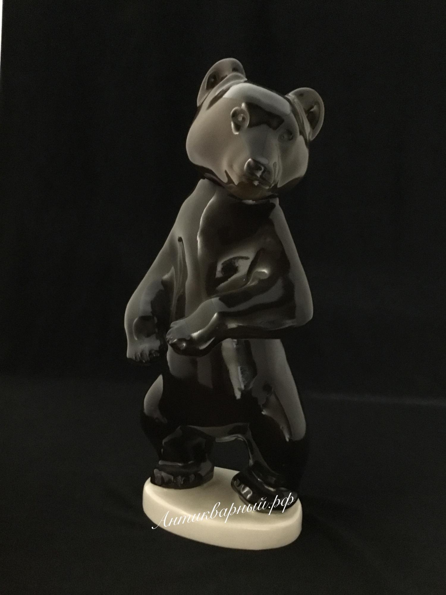 Статуэтка Бурый медведь