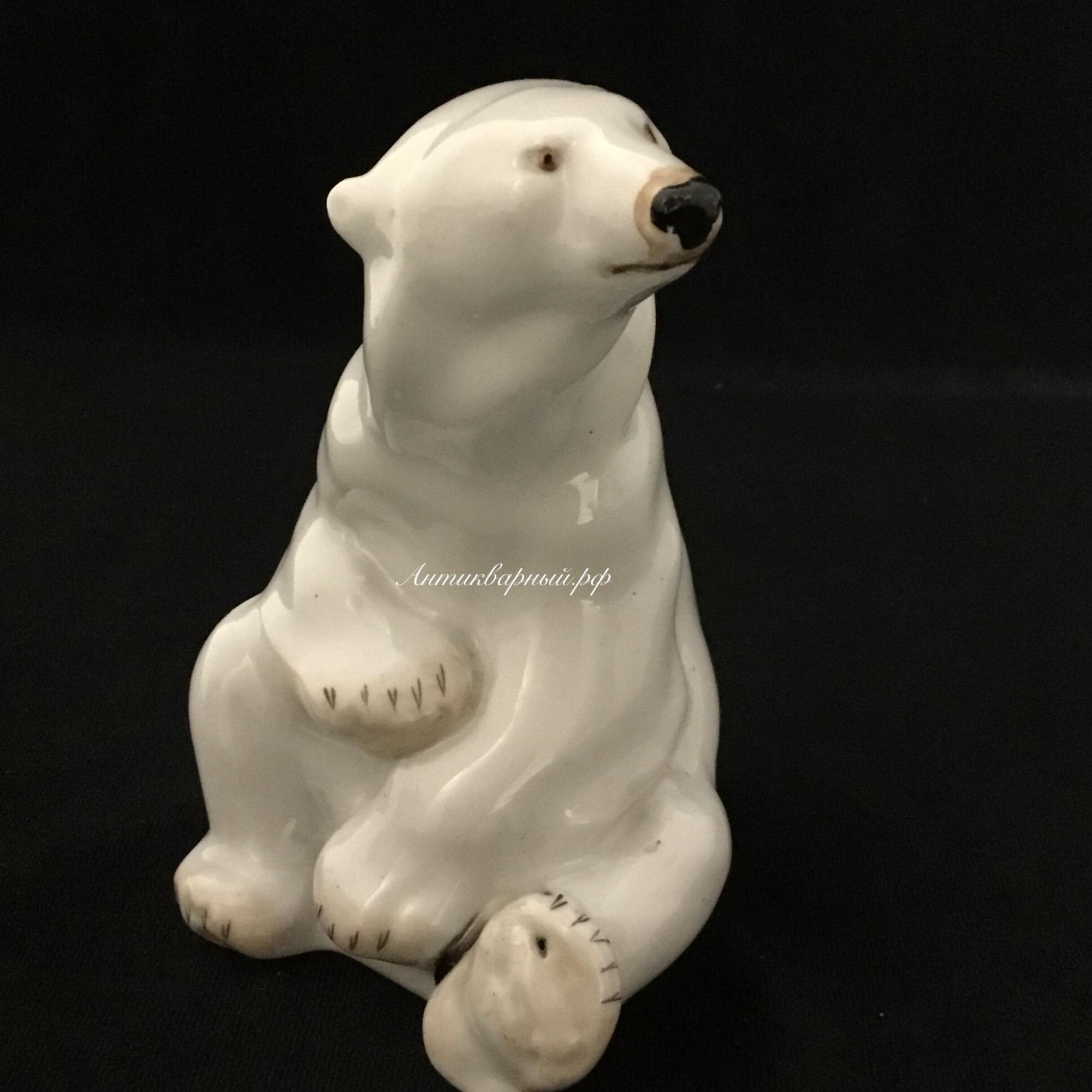 Белый медведь ЛФЗ