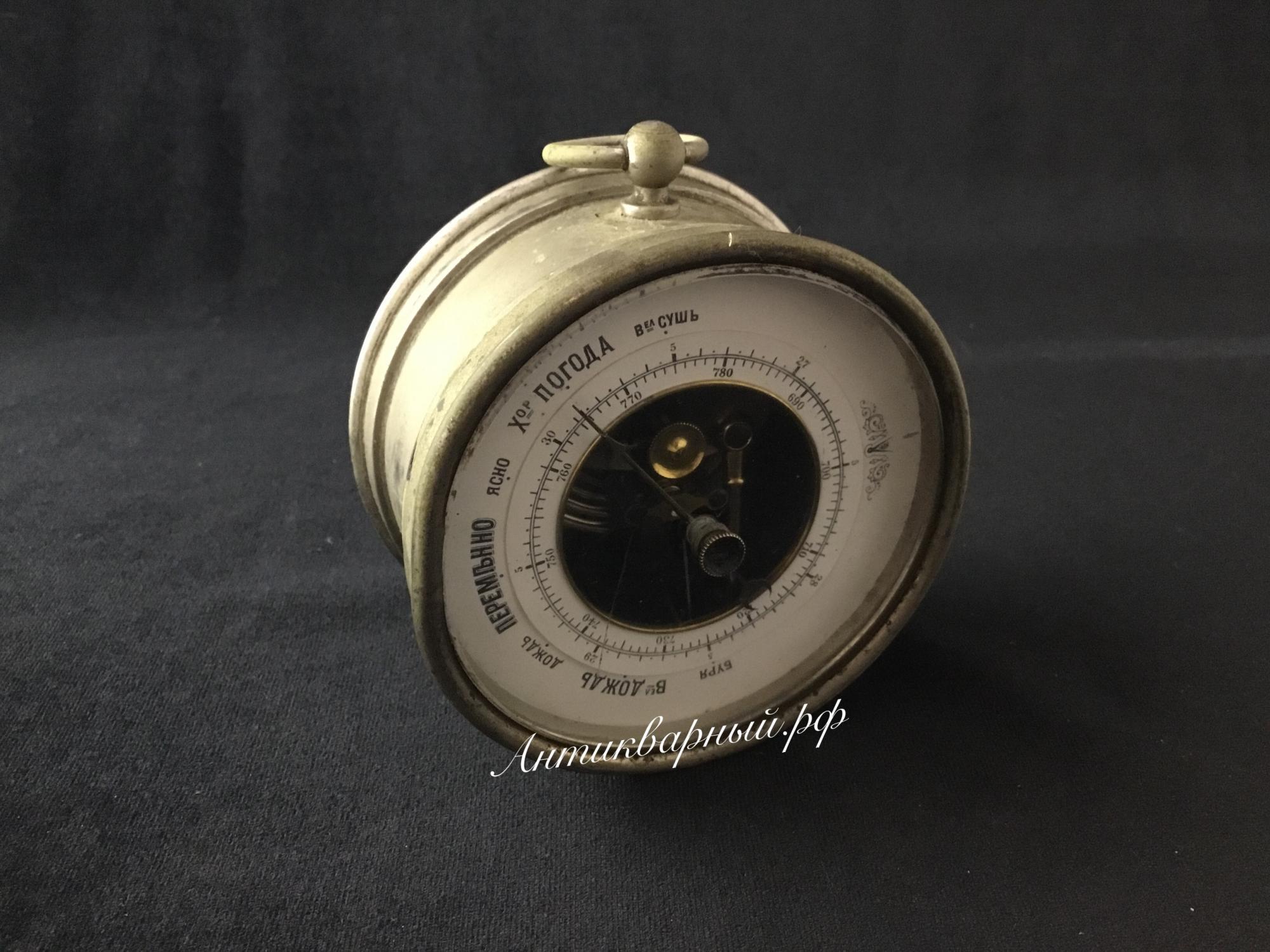 Настольный барометр Милька