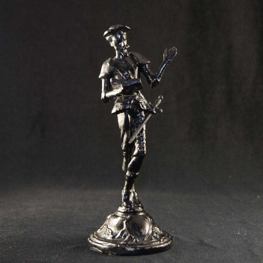 Статуэтка чугунная Дон Кихот. Касли