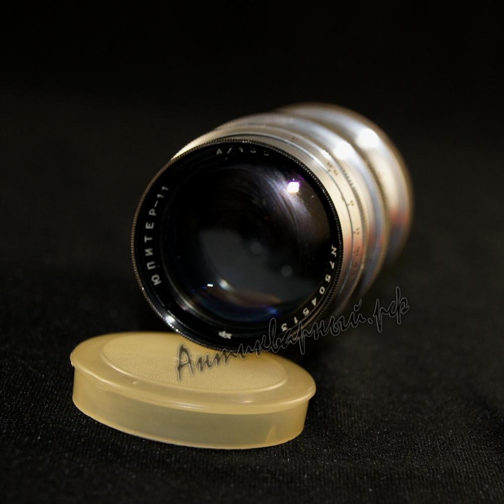 Объектив Юпитер-11 135 mm  f/4
