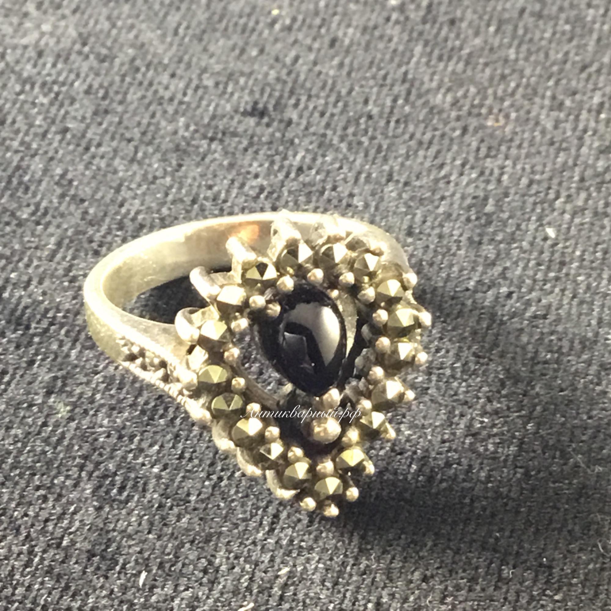 Кольцо Капелька 925 проба