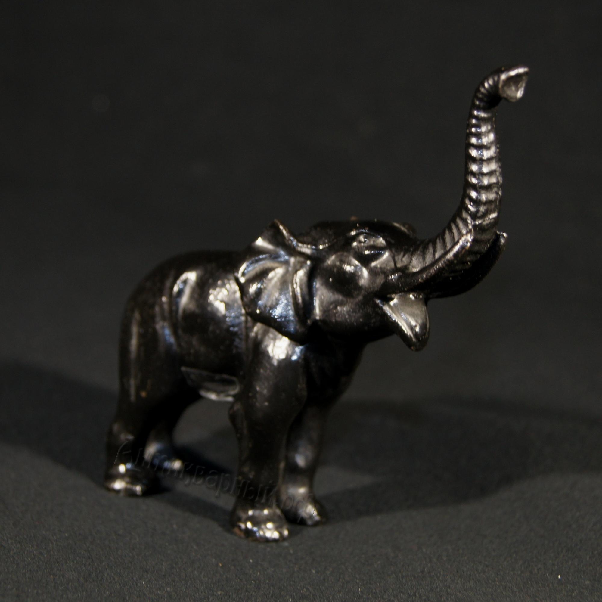 Слон. Каслинское литье. чугун