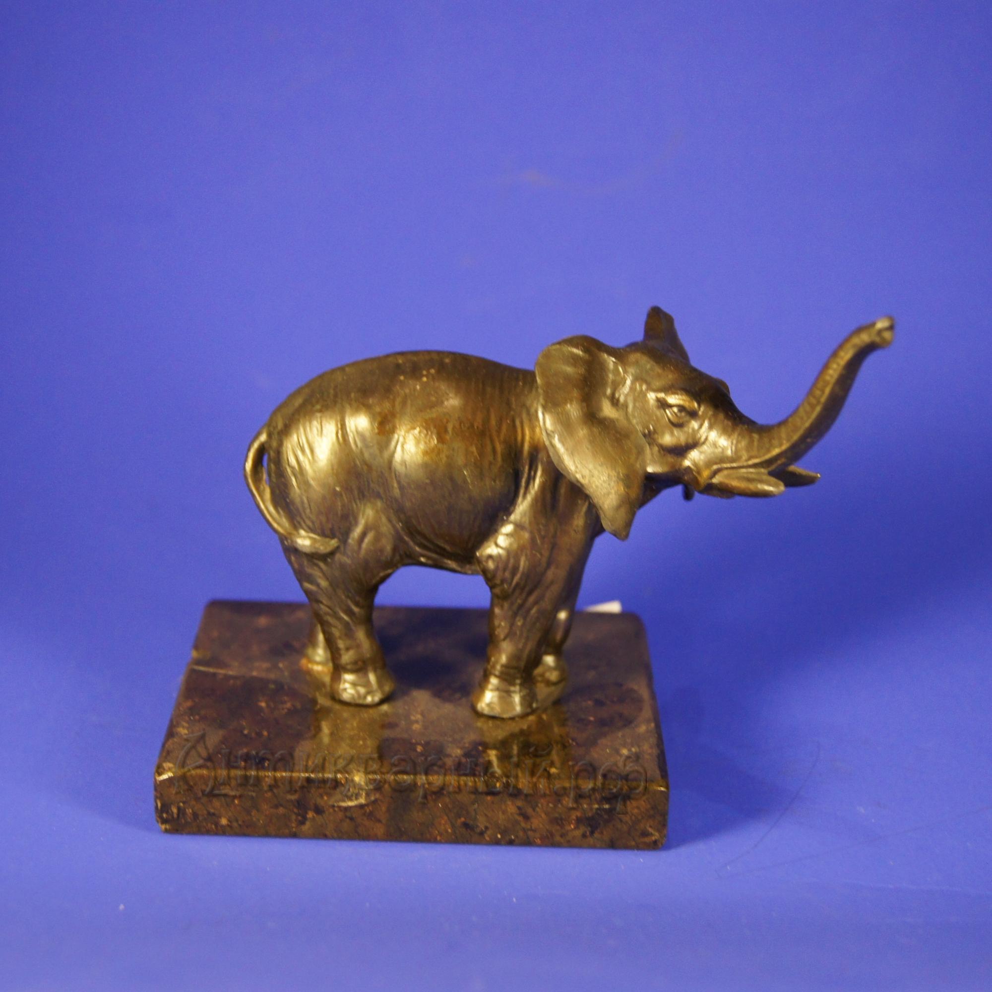 Слон. чугун