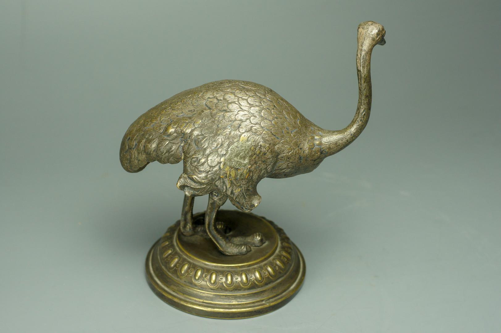 Статуэтка птица Эму Варшава