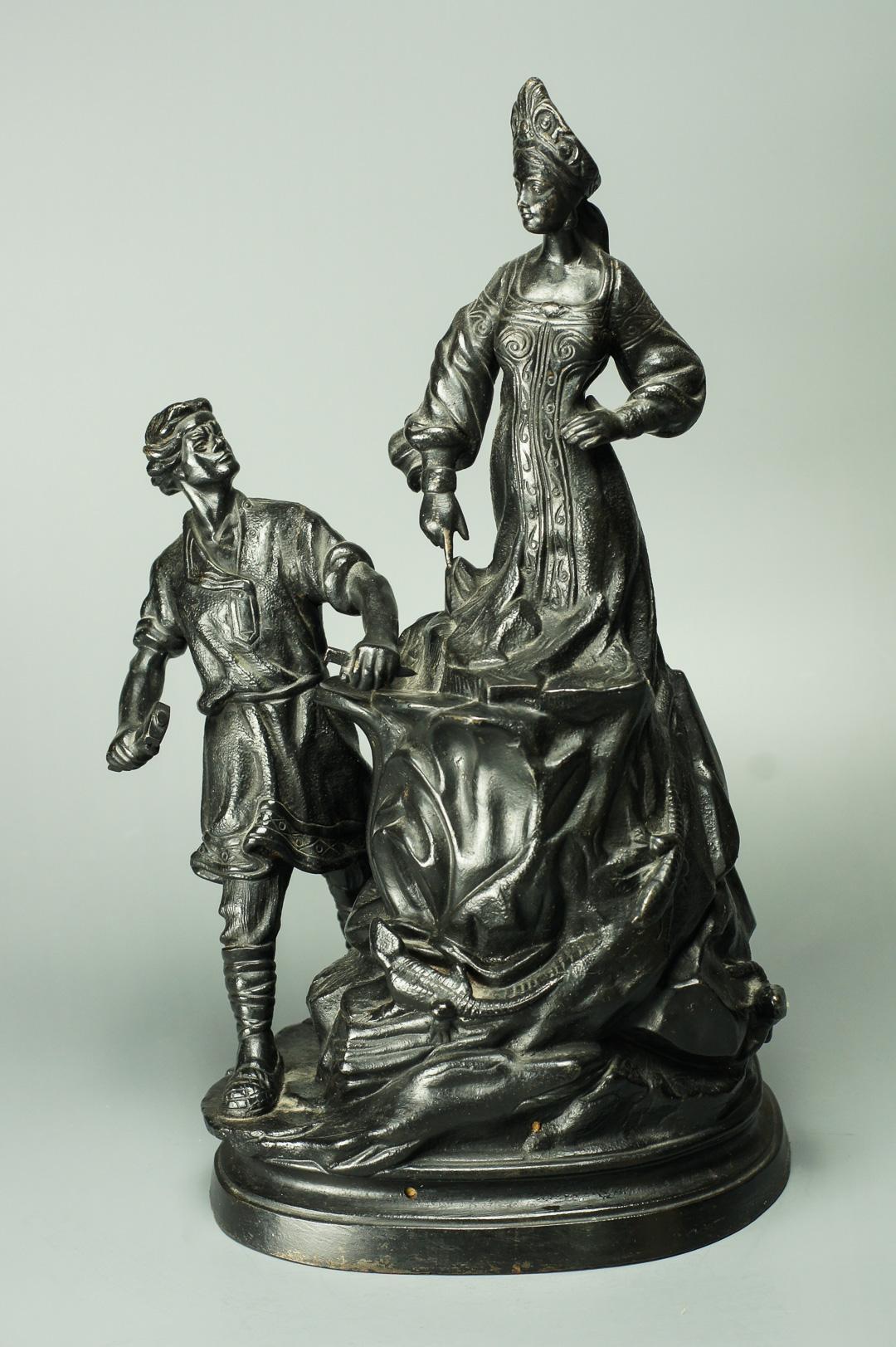 Скульптура Хозяйка Медной горы