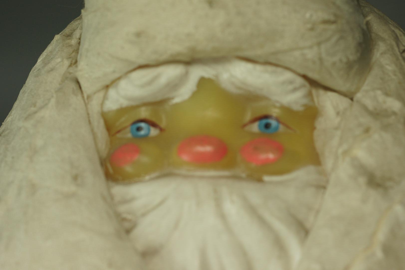 Дед Мороз ватный большой
