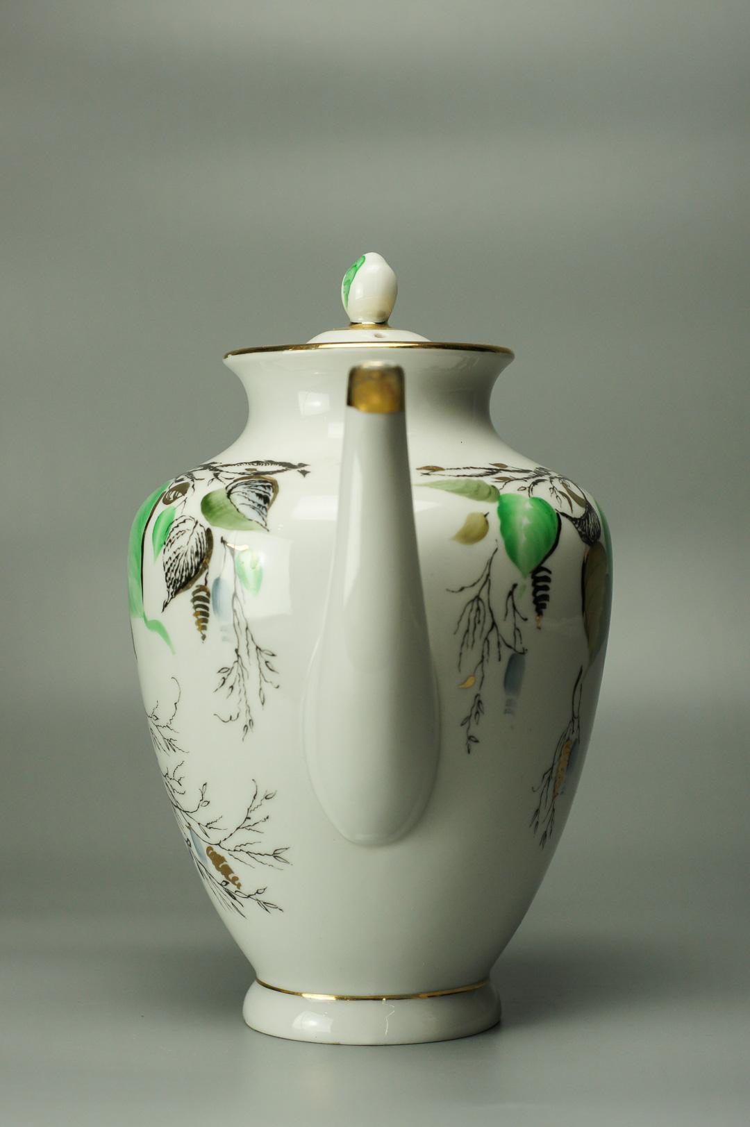 Чайник заварочный листья ЛФЗ