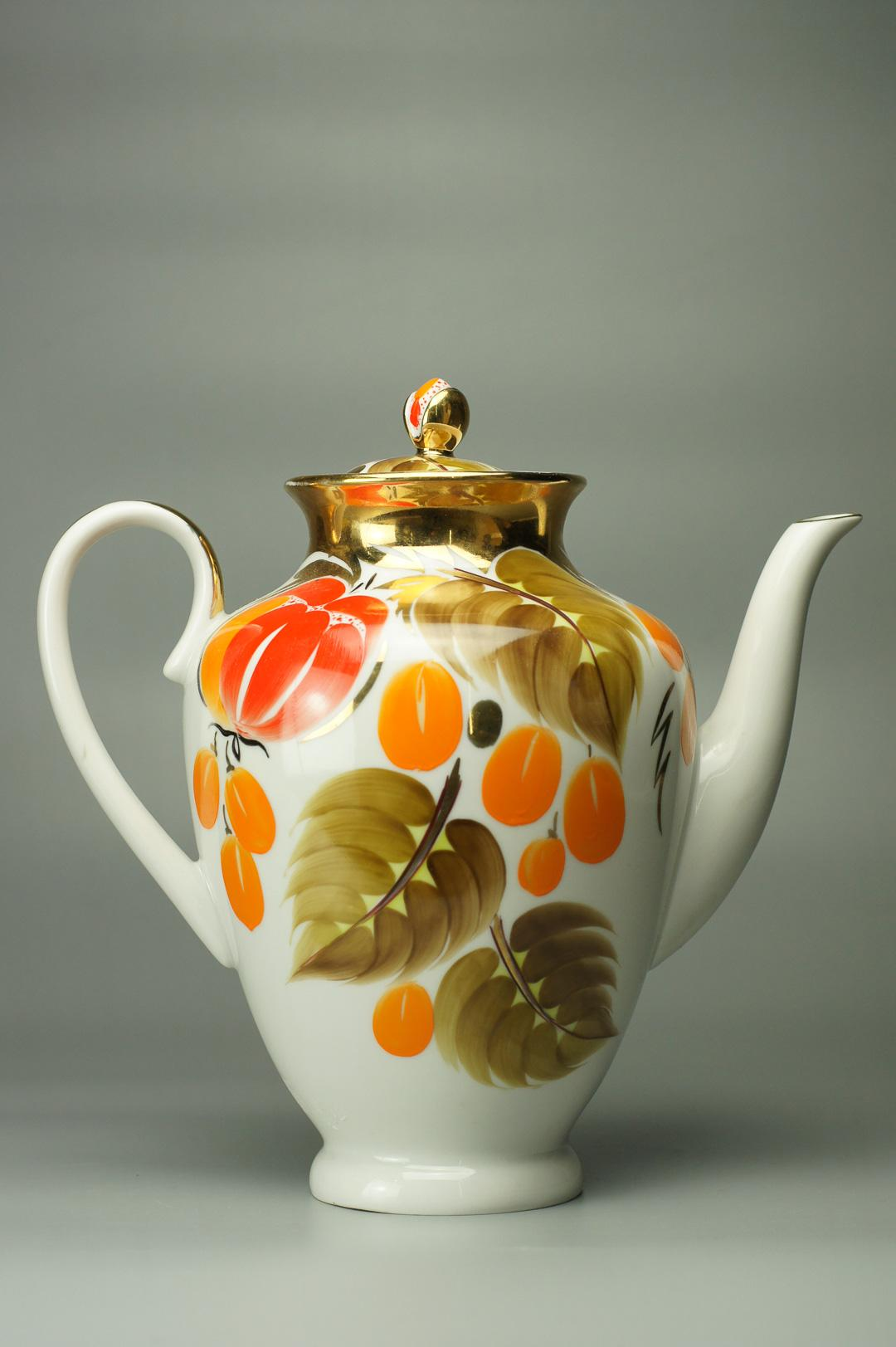 Чайник заварочный абрикосы ЛФЗ