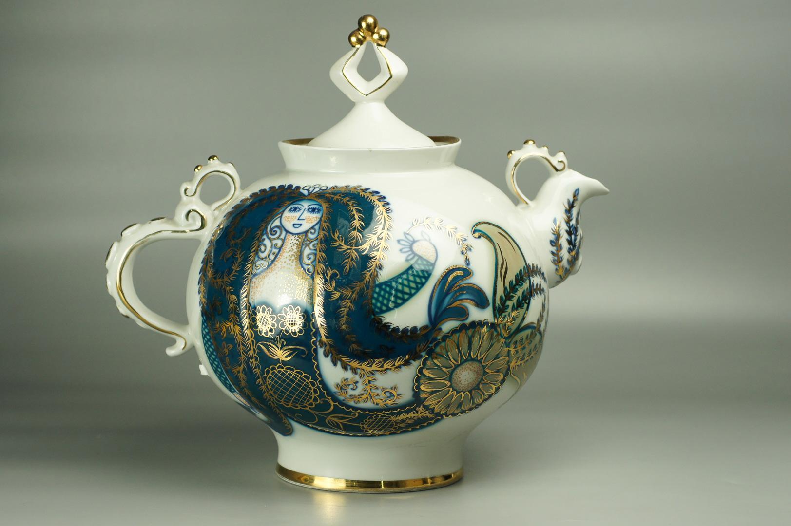 Чайник доливной Русалки Коростень