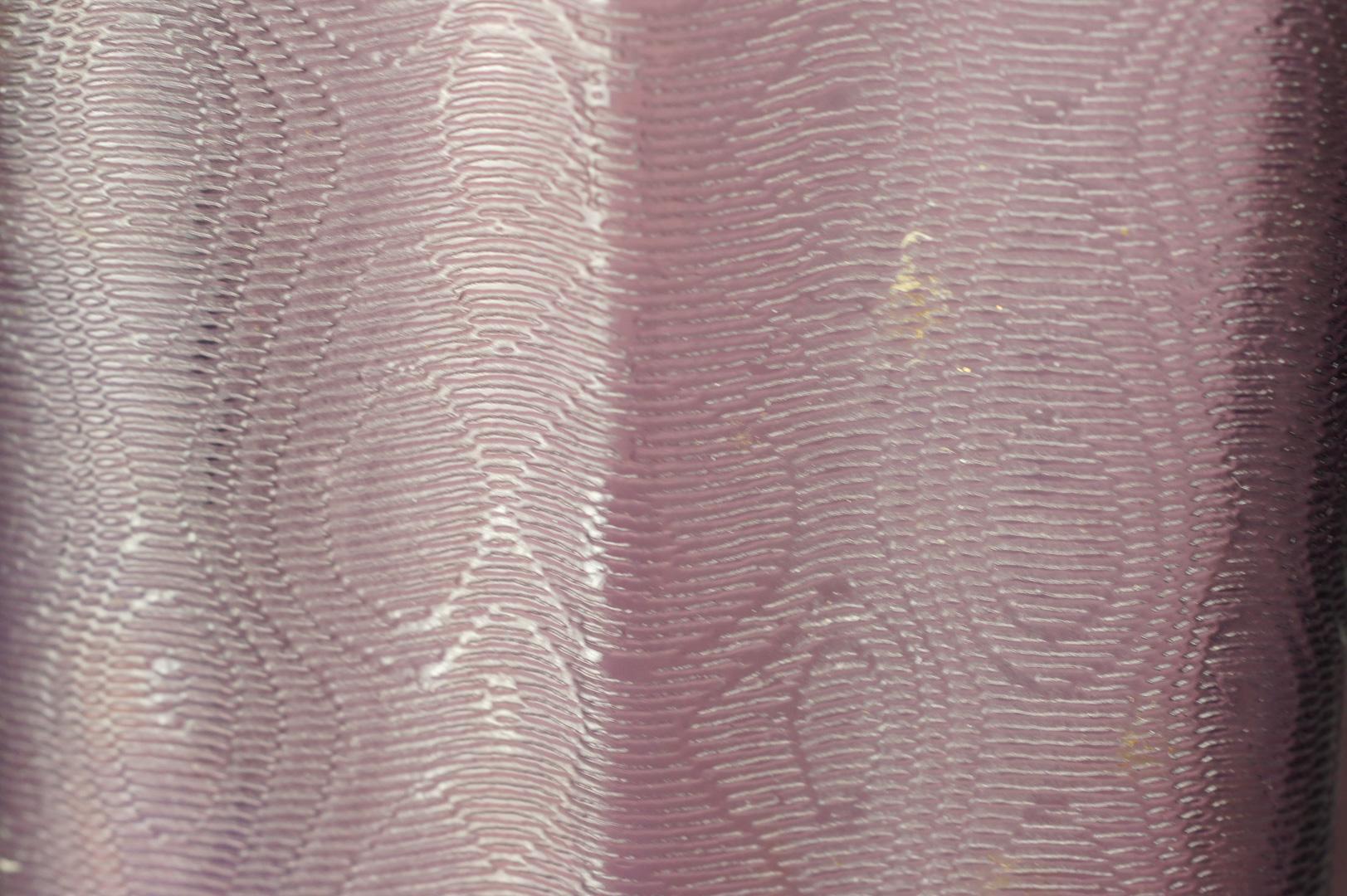 Ваза марганцевое стекло Легра
