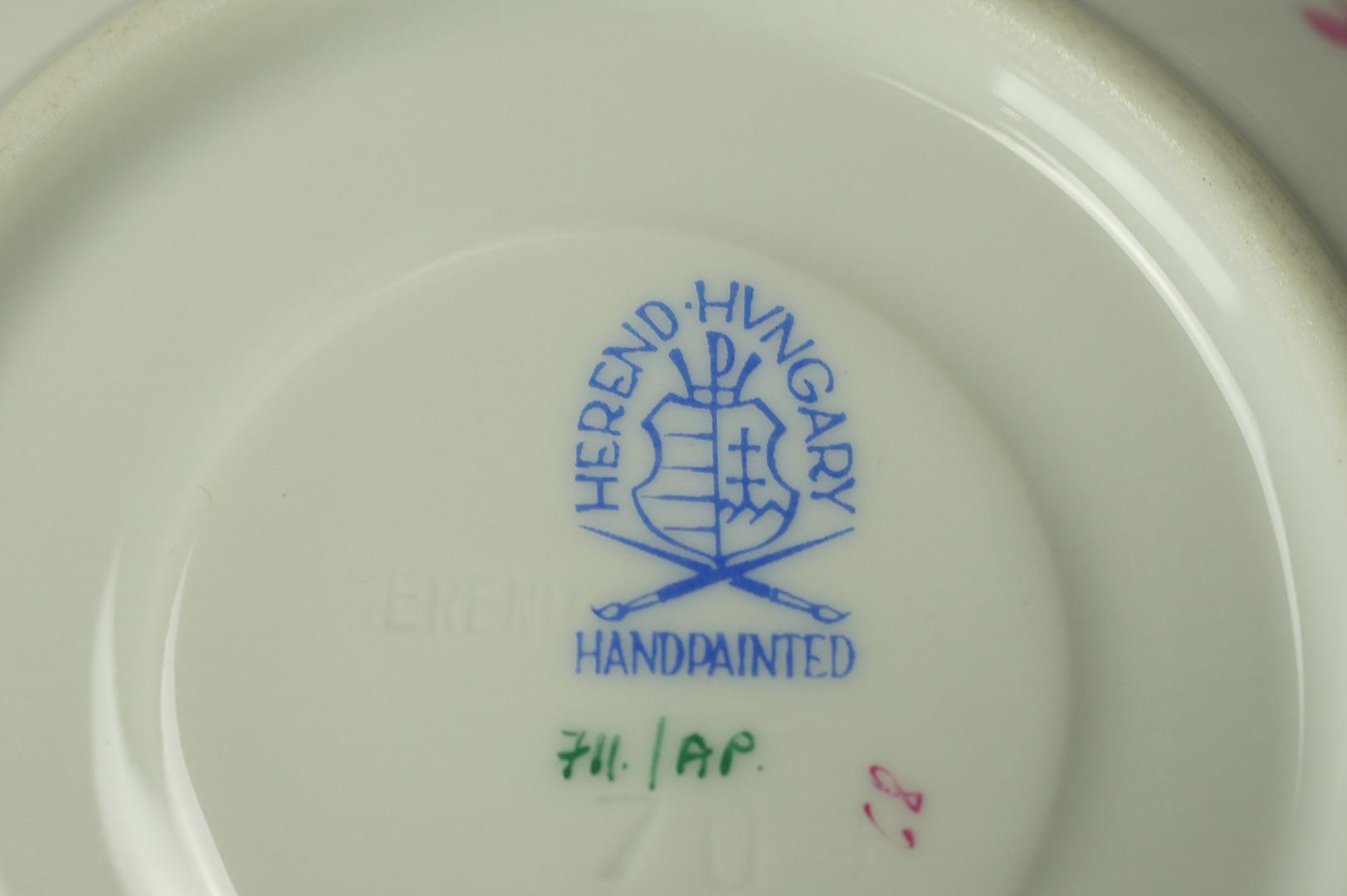 Сервиз чайно-кофейный на 6 персон Herend
