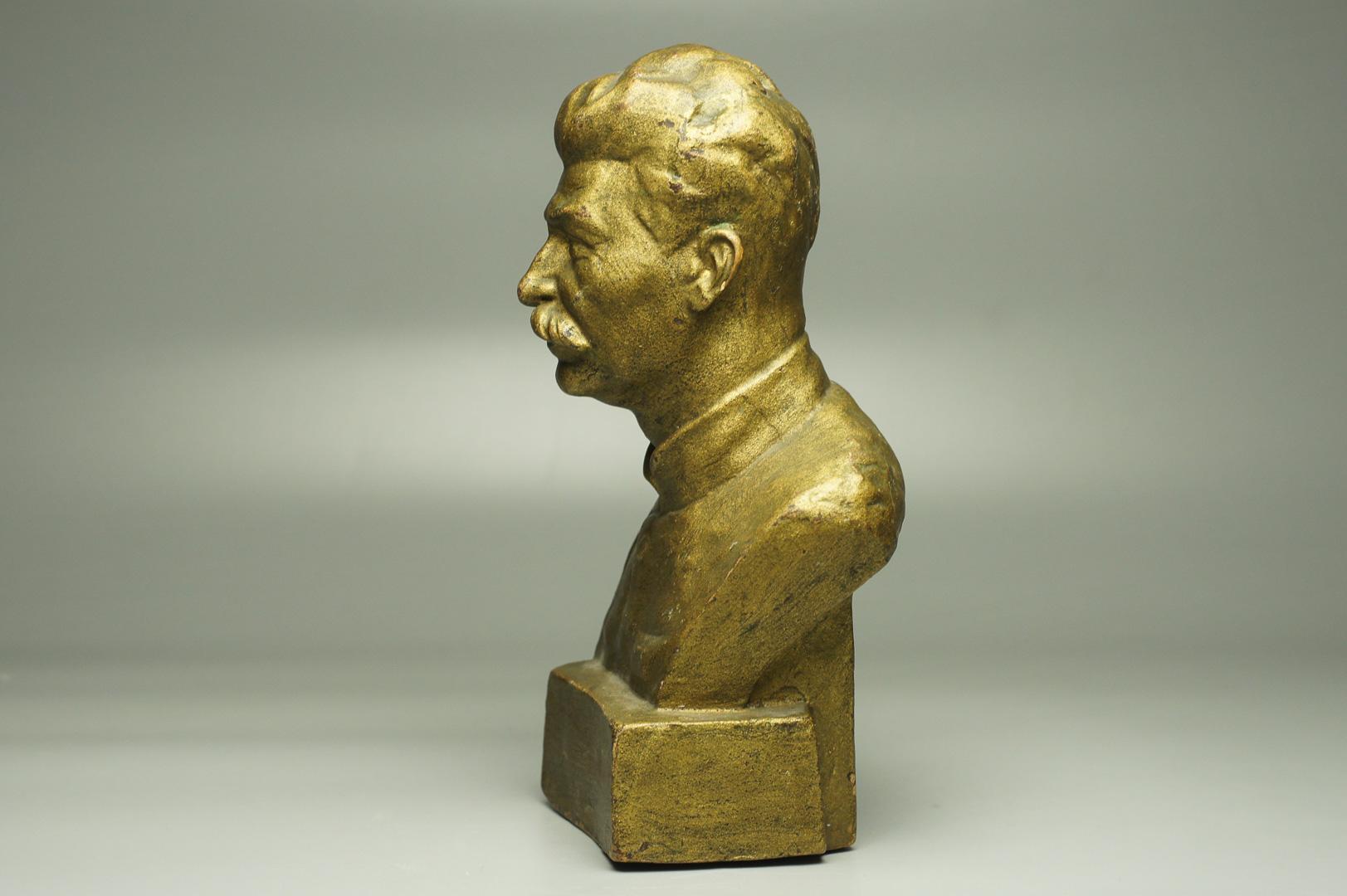 Бюст Иосиф Сталин