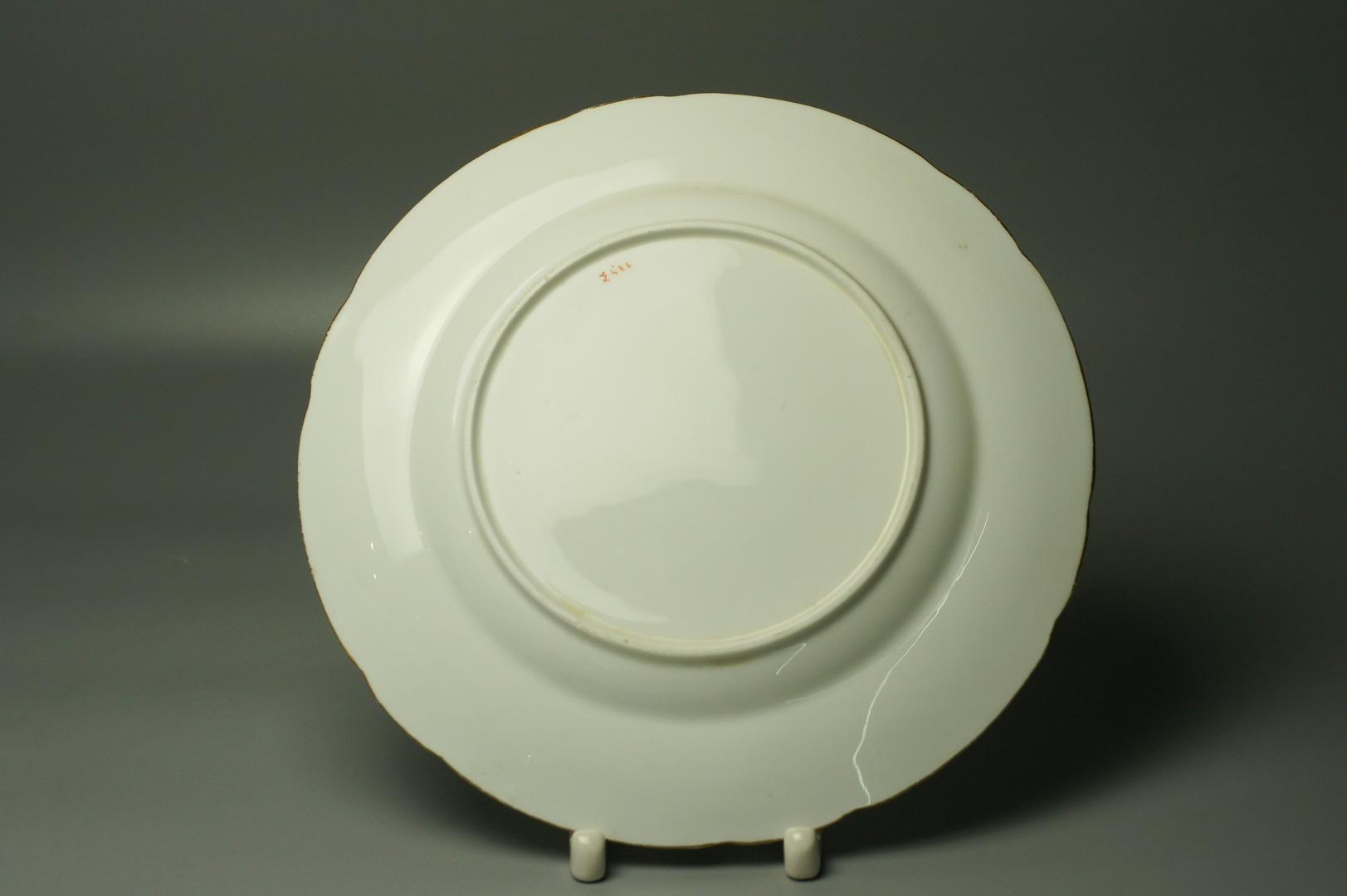 Тарелки фарфор Минтон
