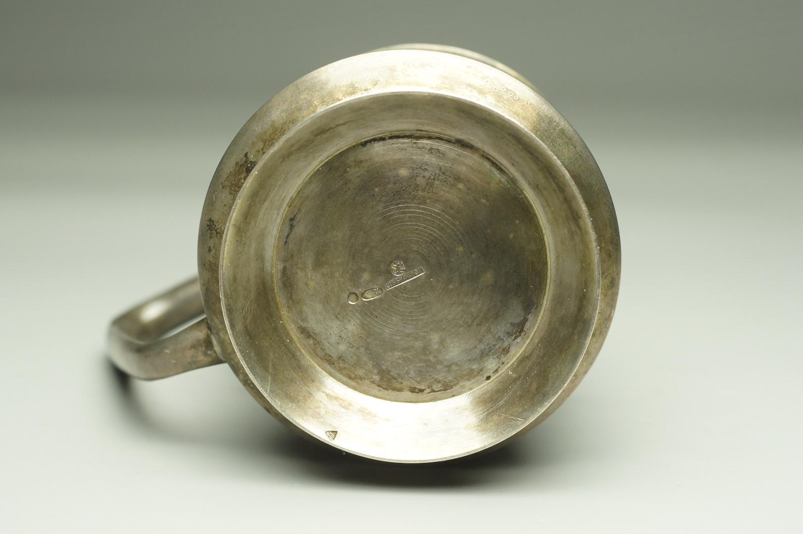 Подстаканник серебро 84 Хлебников