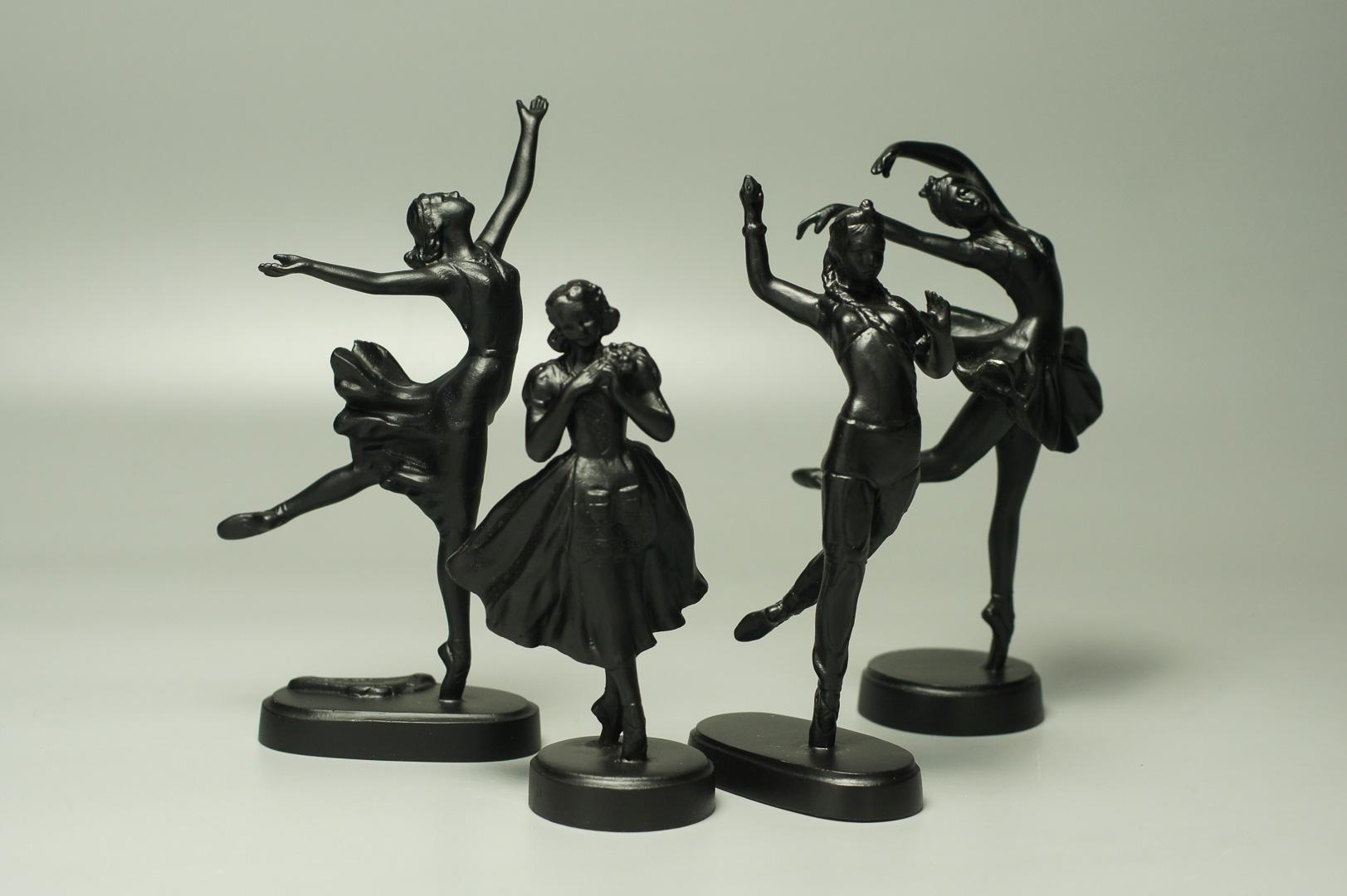 Балерины Касли