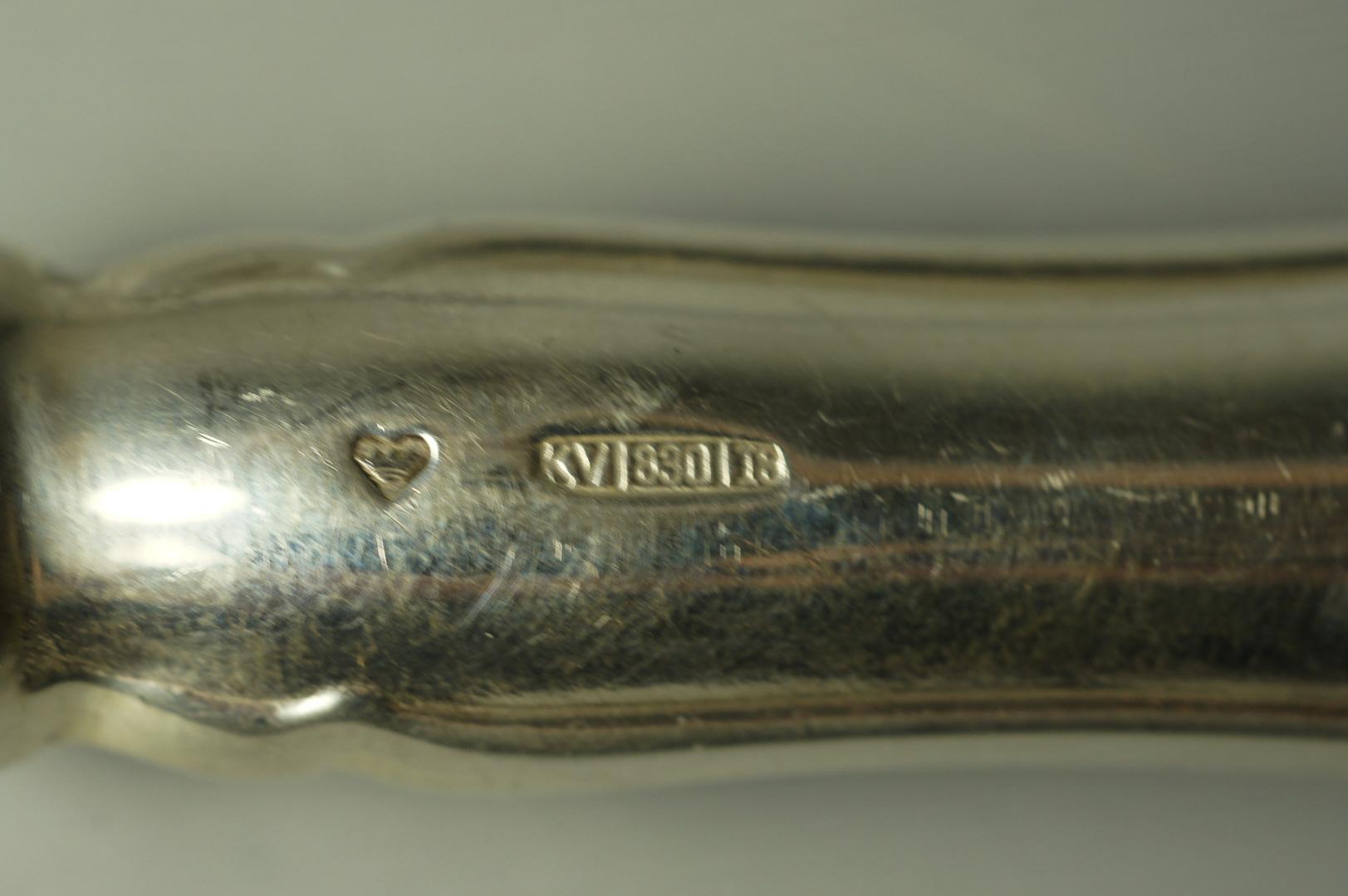Лопатки для торта серебро
