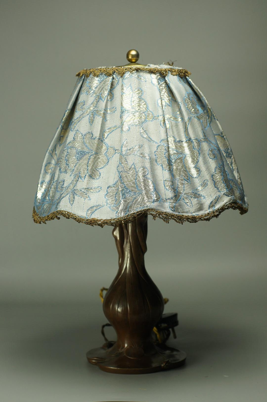 Лампа настольная речные девы