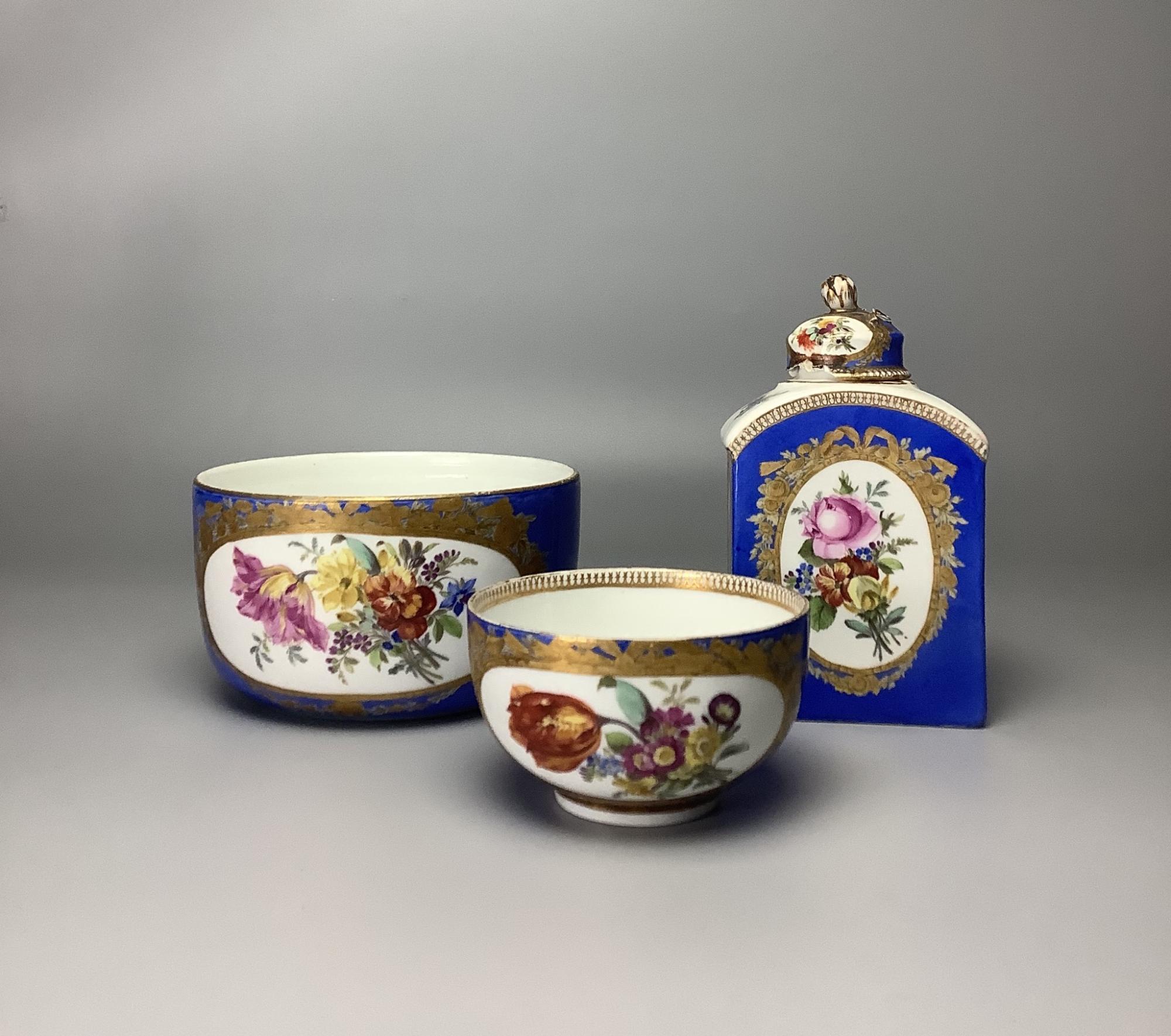 Набор чайный Мейссен